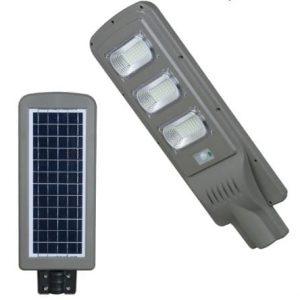 Đèn chiếu sáng đường dùng điện mặt trời 90W