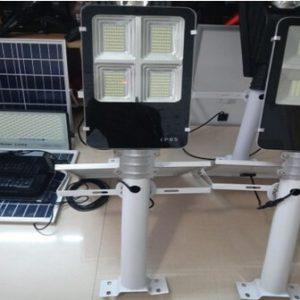 Đèn đường năng lượng mặt trời hình bàn chải 120w