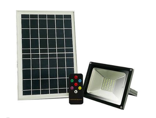 Đèn LED pha chiếu sáng năng lượng mặt trời HG-FL-P1
