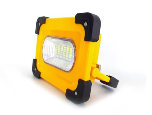 Đèn pha sạc mini năng lượng mặt trời HG-FL13TA