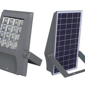 Đèn pha chạy 100% năng lượng mặt trời HG-WL0823 (8W)